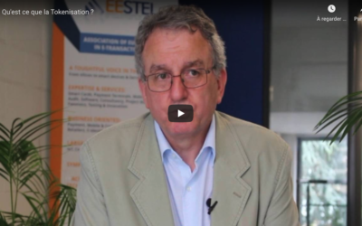 """What is Tokenization?"" Pierre Crego, a founding member of EESTEL"
